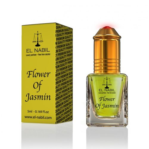 Flower of Jasmin 5ml El Nabil