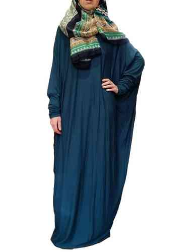 Abaya Dress Lina Petrol