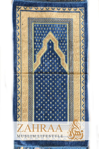 Prayer Mat Kids Blue