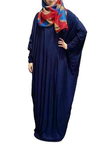 Abaya Dress Lina Blue