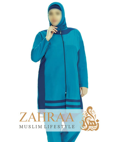 Burkini 3XL-6XL Teal