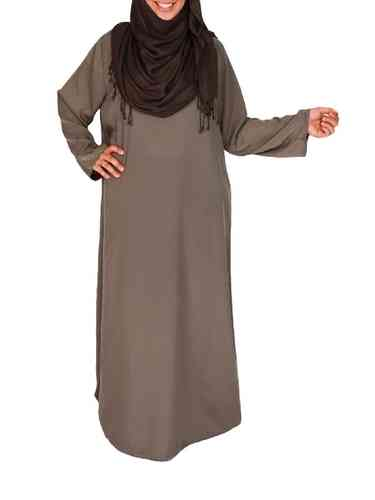 Tailor-made Abaya Classic Up To Size 42