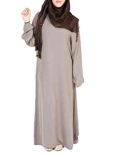 Tailor-made Abaya Classic - Own Fabric
