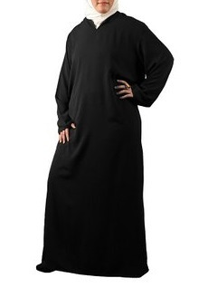 Tailor-made Abaya Classic From Size 44