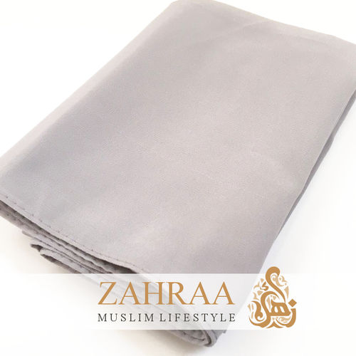 Shawl Chiffon Light Grey