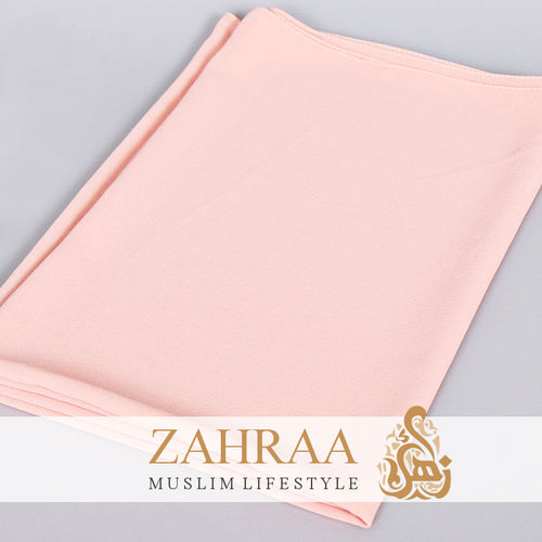 Shawl Chiffon Light Pink