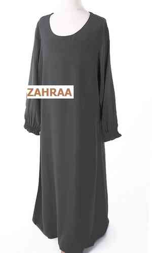 Abaya Girls Black