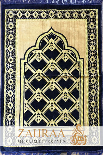 Prayer Mat Blue I