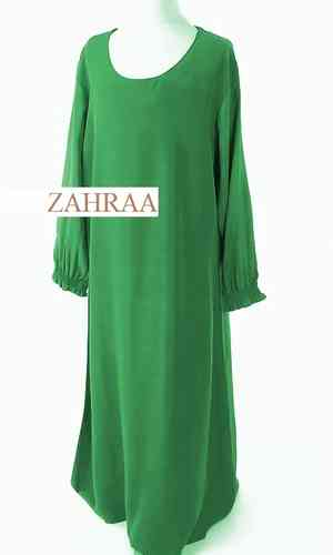Abaya Girls Dark Green
