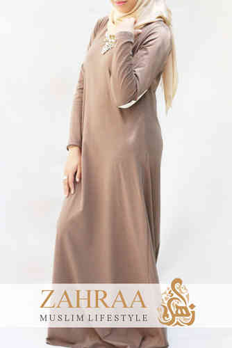 Dress Jana Taupe