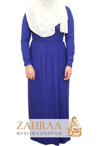 Maxi Kleid Sally Royalblau