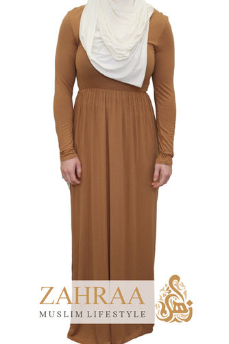 Maxi Dress Sally Caramel