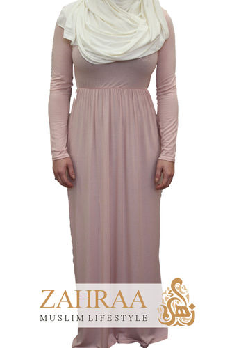 Maxi Dress Sally Light Pink