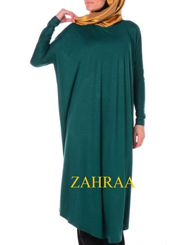 Tunic Koyu Dark Green