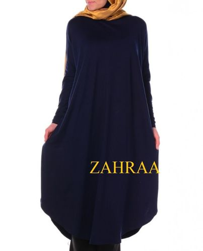 Tunic Koyu Dark Blue