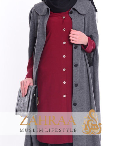 Tunic Lena Dark Red