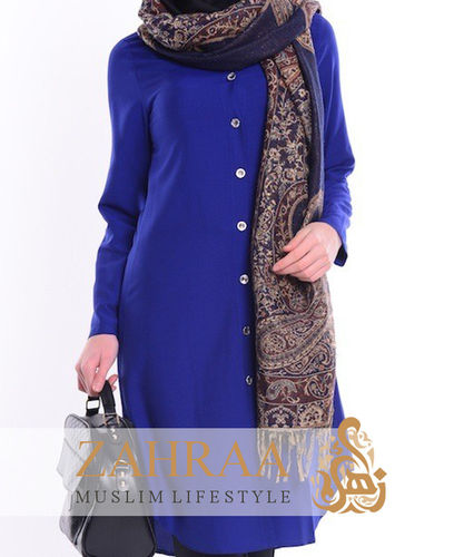 Tunic Lena Royal Blue