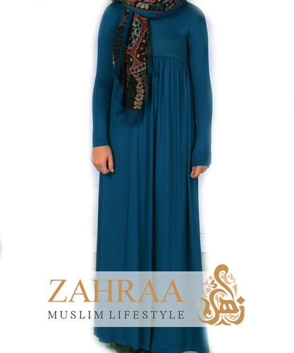 Maxi Dress Malak Girls Teal