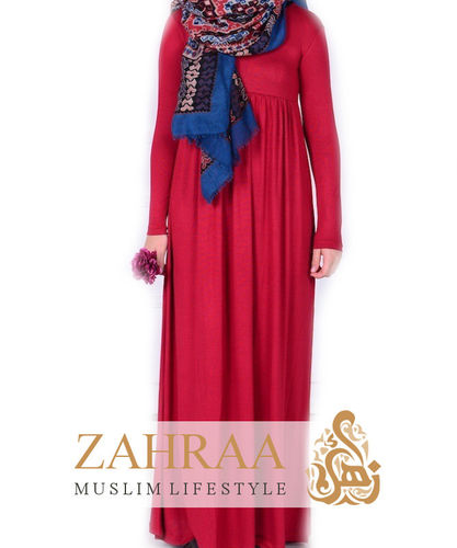 Maxi Dress Malak Girls Red