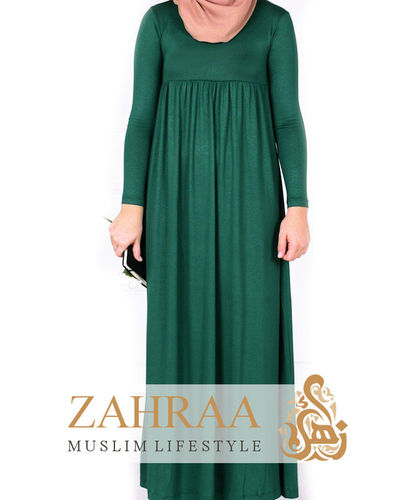Maxi Dress Malak Girls Dark Green