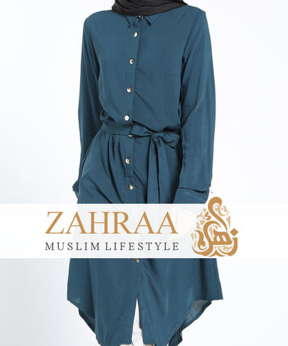 Tunic Laura Teal