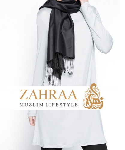 Shirt Tunic Basic Light Grey