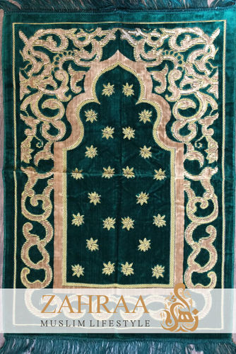 Prayer Mat Green IV