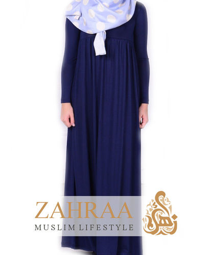 Maxi Dress Malak Girls Dark Blue