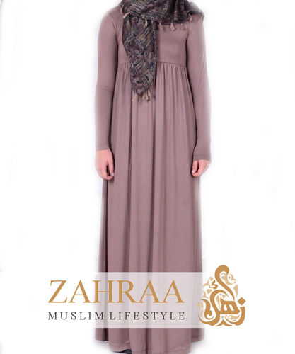 Maxi Dress Malak Girls Taupe