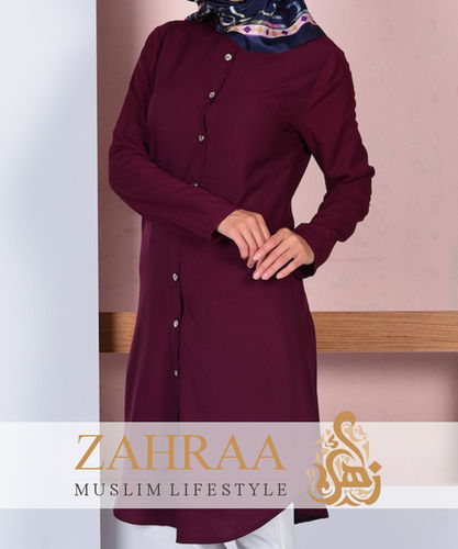 Tunic Lena Burgundy