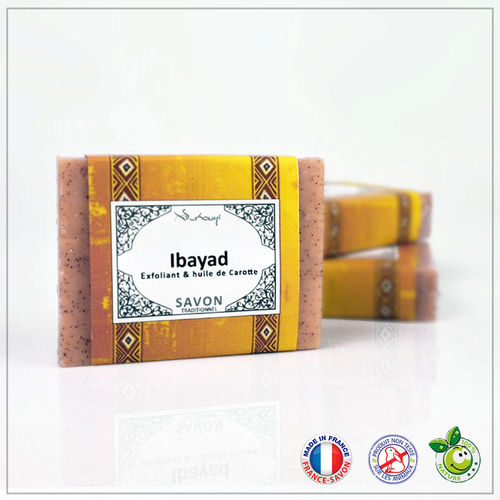 Natural Soap Ibayad (Carrot Oil) 100g