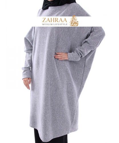 Tunic Nadreen Light Grey