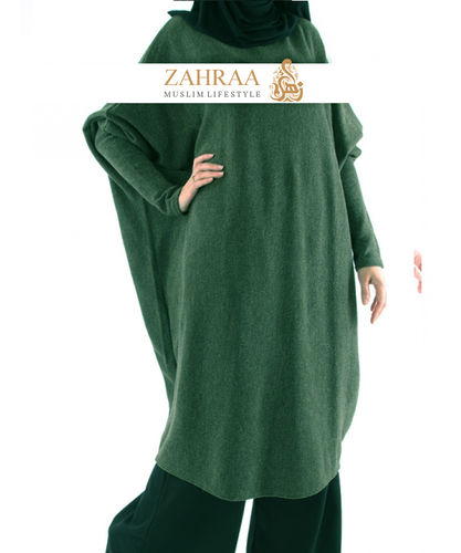 Tunic Nadreen Dark Green