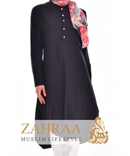 Tunic Suzana Black