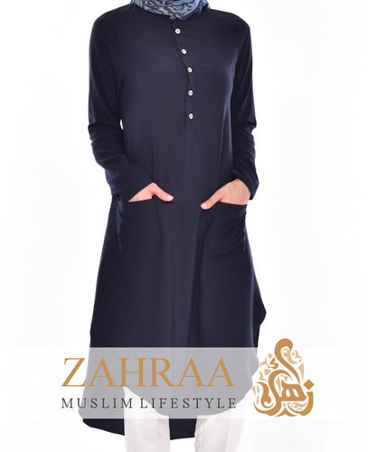Tunic Suzana Dark Blue