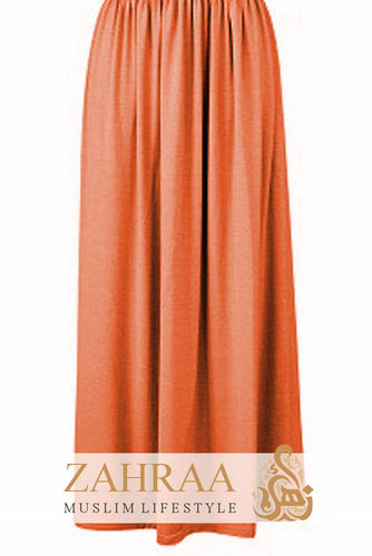 Maxi Rock Selma Terracotta