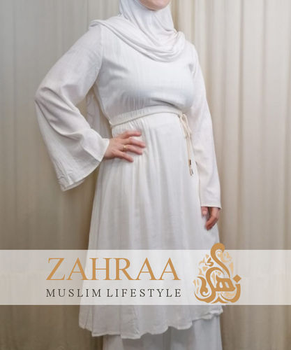 Tunic Safwana Off White