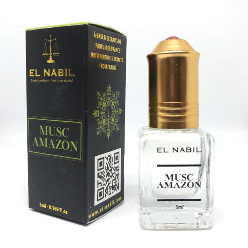 Musc Amazon 5ml El Nabil