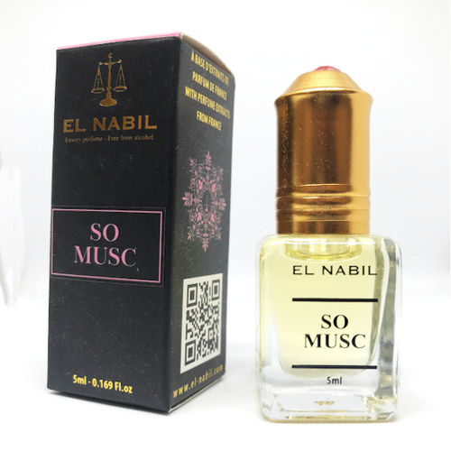 So Musc 5ml El Nabil