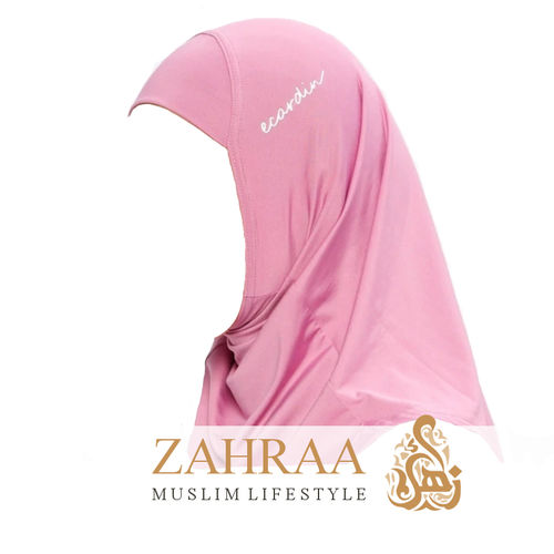 Sport Hijab Samia Light Pink