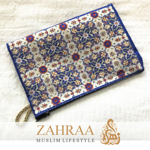 Fabric pouch Royal