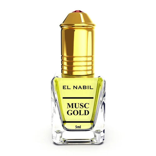Musc Gold 5ml El Nabil