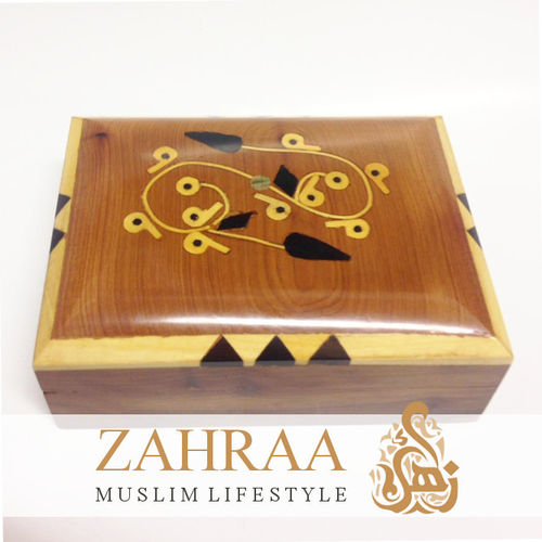 Moroccan Wooden Box 3