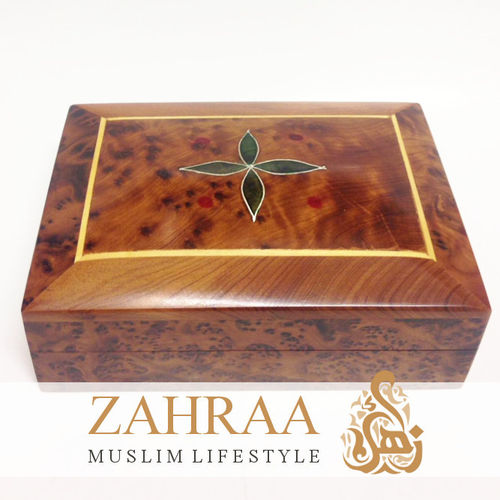 Moroccan Wooden Box 4