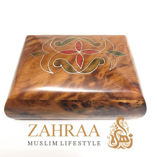 Moroccan Wooden Box 5