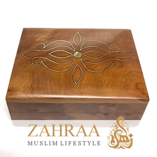 Moroccan Wooden Box 6