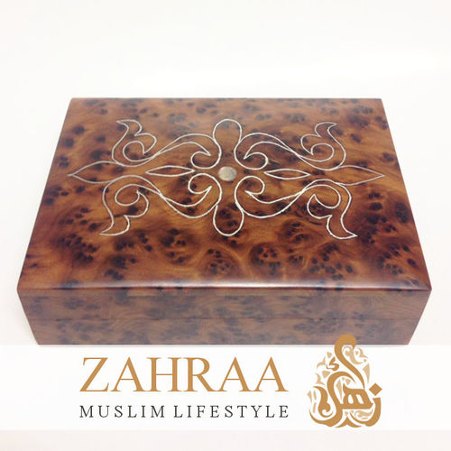 Moroccan Wooden Box 8