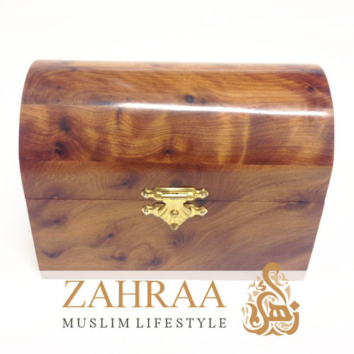Moroccan Wooden Box 9