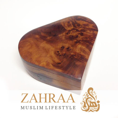 Moroccan Wooden Box 12