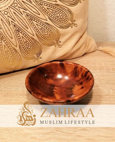 Moroccan Wooden Bowl 1